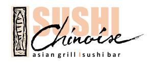 Sushi Chinoise Logo PNG